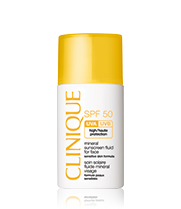 SPF50 Mineral Sunscreen Lotion for Face